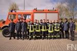 Truppmann, Ausbildung Feuerwehr Norderney
